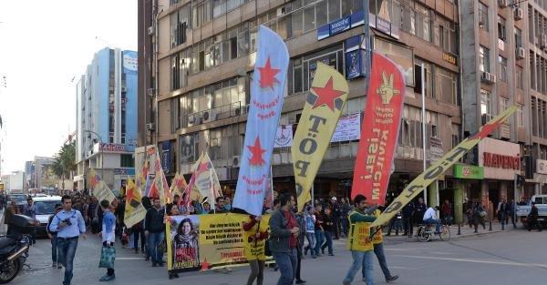 Kader Ortakaya İçin Adana'da Yürüyüş Düzenlendi