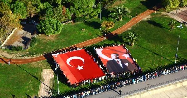 """Kadıköy'de """"ata'ya Saygı  Zinciri"""" Oluşturulacak"""