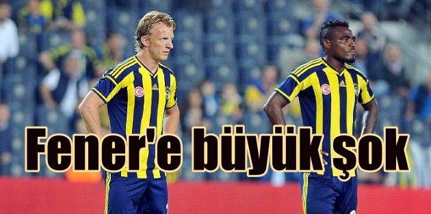 Kadıköyde Fenerbahçeye Bursa şoku