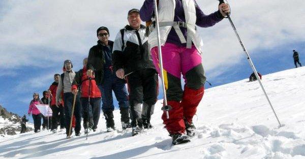 Kadın dağcılar, Özgecan için zirve tırmanışı yaptı