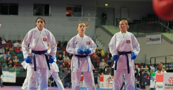 Kadınlar Kumite Milli Takımı, Bronz Madalya Maçına Çikacak