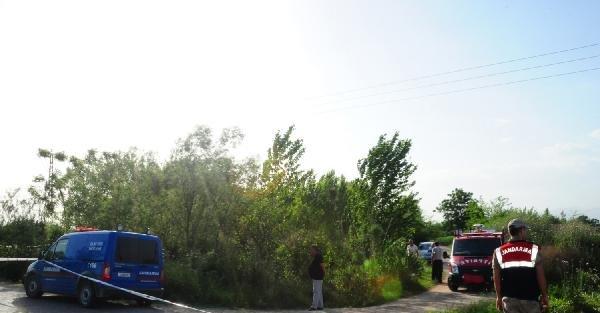 Kadirli'de sulama kanalında ceset bulundu