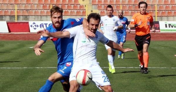 Kahramanmaraşspor-Sarıyer: 1-3
