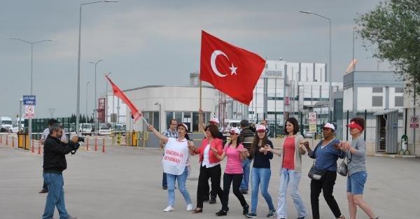 Karacabey Nestle'de işçilerin açlık grevi sona erdi