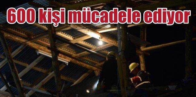 Karaman son dakika, Maden Faciasında Dördüncü Gün; 18 İşçiye Henüz Ulaşılamadı
