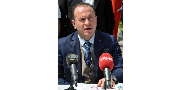 Kayserispor'da Derinel başkan adayı