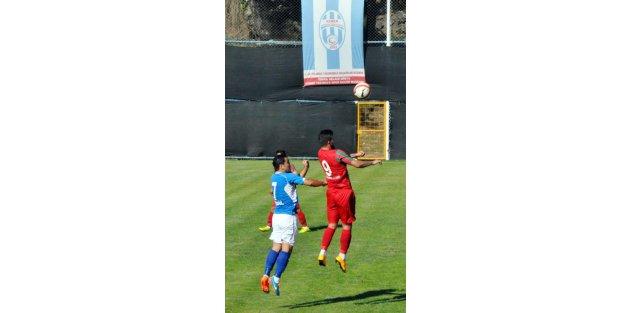 Kemer Tekirovaspor-yeni Diyarbakırspor: 0-3