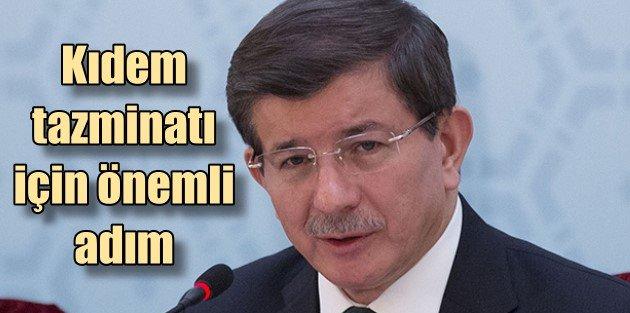 Kıdem Tazminatı için hükümet son kararını verdi