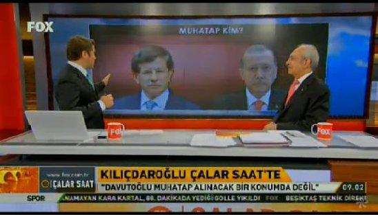 Kılıçdaroğlu, 15...