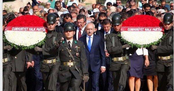 Kılıçdaroğlu: Atatürk'ün...