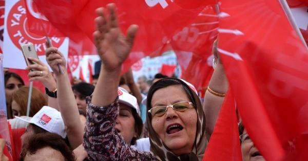 Kılıçdaroğlu: Bu gayri adil düzeni değiştirmek zorundayız (2)