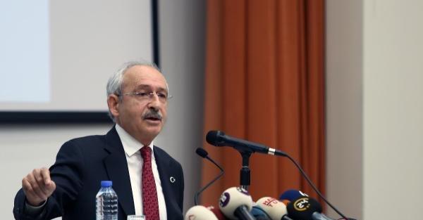 Kılıçdaroğlu: Davutoğlu...
