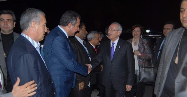 Kılıçdaroğlu sivil toplumu dinliyor (2)
