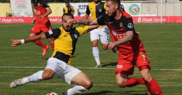 Kırıkhanspor-eskısehırspor Fotografları (türkiye Kupası)