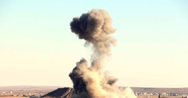 Kobani'de son durum, Koban'i çatışma görüntüleri
