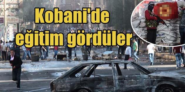 Kobani'de eğitim görmüş 10 bin terörist Güneydoğu'da