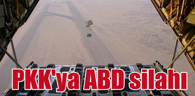 Kobanide son durum, PKKla Amerikan silahı havadan geldi