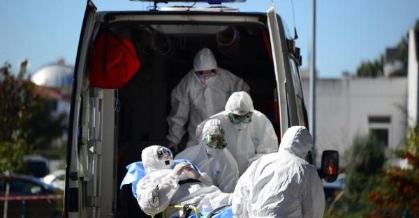 Kocaeli'de Ebola Şüphelisi...