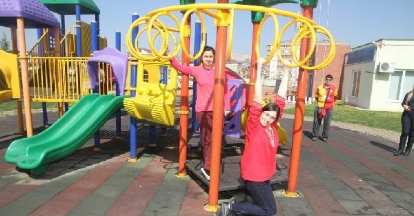 Kocaeli'nde engelleri ortadan kaldıran 15 park
