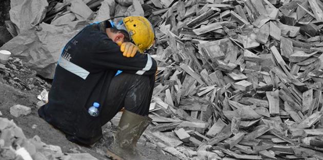 Kömür ocağında son durum, Ulaşılan işçi yok