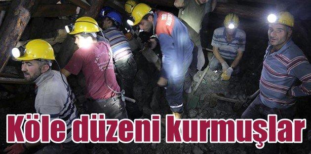 Madencilere ölüm fermanını mühendis vermiş