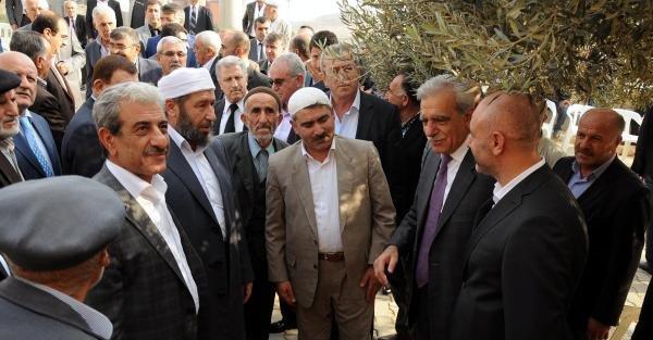 Mardin'de Husumetli İki Aile Barıştırıldı
