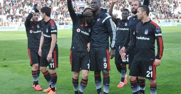 Medicana Sivasspor-Beşiktaş Ek Fotoğraflar