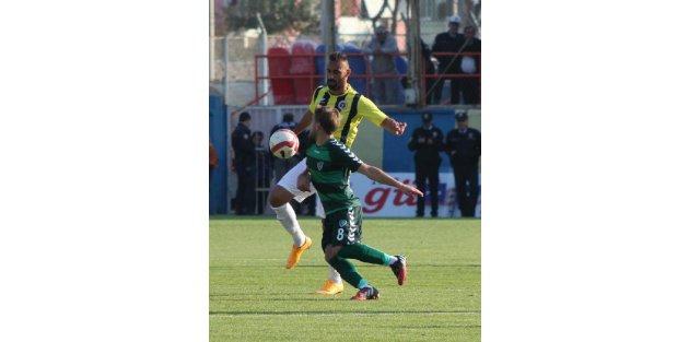 Menemen Belediyespor-konya Anadolu Fotoğrafları