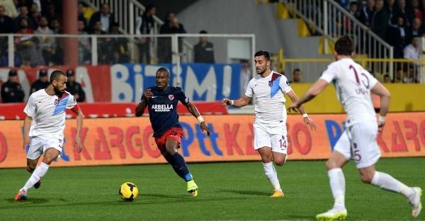 Mersin İdmanyurdu  - Trabzonspor maçı ek fotoğrafları