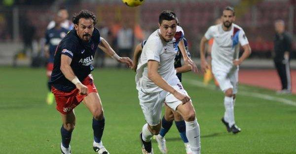 Mersin İdmanyurdu - Trabzonspor maçı fotoğrafları (3)