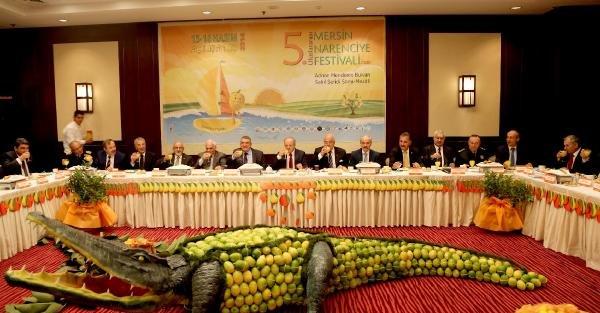 Mersin Narenciye Festivali İçin 950 Bin Tl Bütçe Ayrıldı
