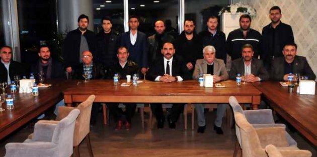 MHP Tokat merkez ilçe yönetimi istifa etti