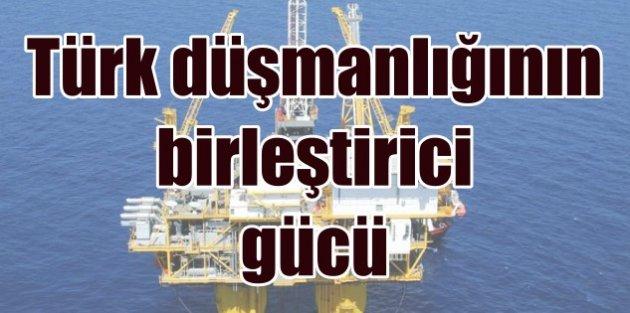 Mısır, Yunanistan ve Kıbrıs Rum kesimini birleştiren güç, Türk düşmanlığı