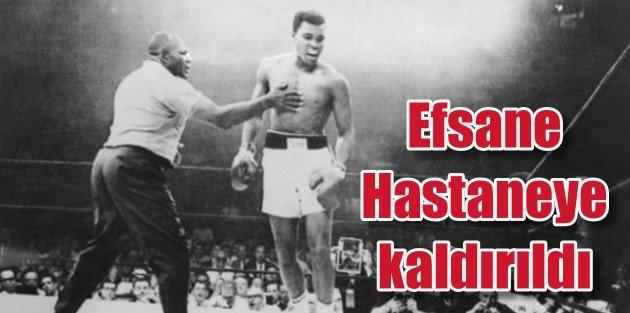 Muhammed Alinin sağlık durumu ciddiyetini koruyor?