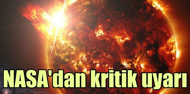 NASAdan felaket uyarısı, Güneş yüzü görmeyeceği