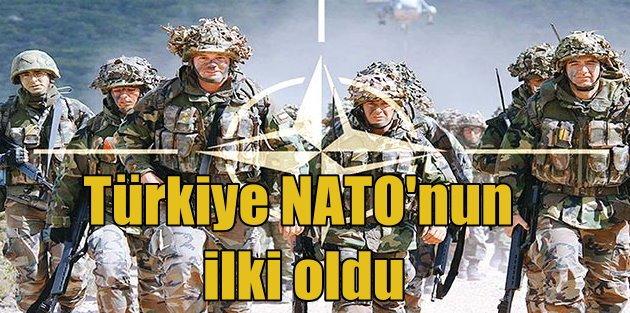 NATO 65 yılda ilk kez bir Rus savaş uçağını düşürdü