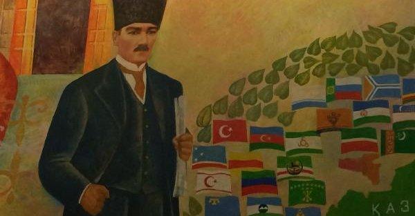 """Nazarbayev: """"Tayyip Bey'i Atatürk'ün yanına koysunlar"""""""