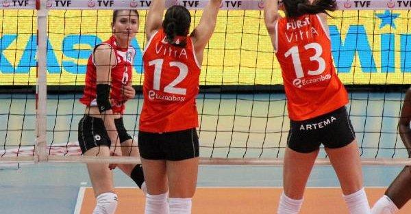 Nilüfer Belediyespor-eczacıbaşı Vitra Fotoğrafları