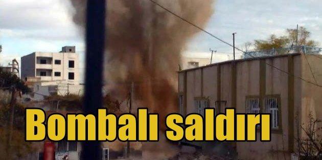 Nusaybinde iki ayrı bombalı saldırı: Taşlar yağmur gibi yağdı