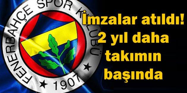 Obradoviç İki Yıl Daha Fenerbahçede