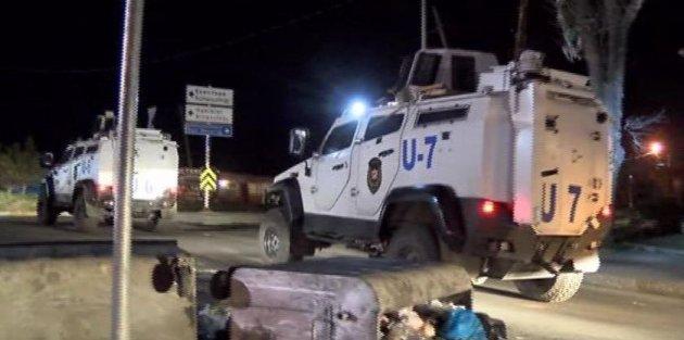 Öcalan'ın yakalanmasını protesto eden HDP'liler gözaltında