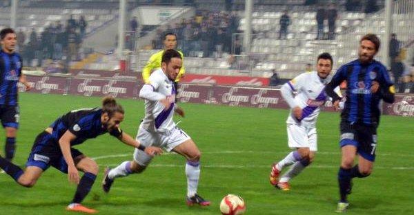 Orduspor-gaziantep Büyükşehir Belediyespor (maç Fotoğrafları)