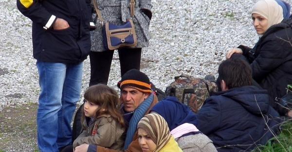 Ortaca'da 90 kaçak yakalandı