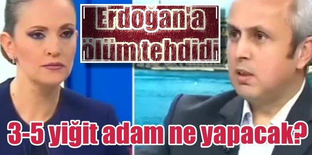 Osman Özsoydan ölüm tehdidi gibi sözler: Süreci 3-5 yiğit bitirir