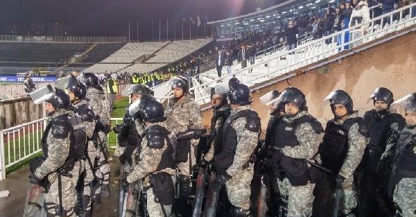 Partizan - Beşiktaş...