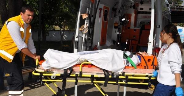 Piknik Yolunda Kaza: 5 Yaralı