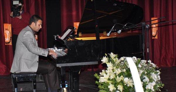 Piyano Resitali'nin Geliri Ermenek'e
