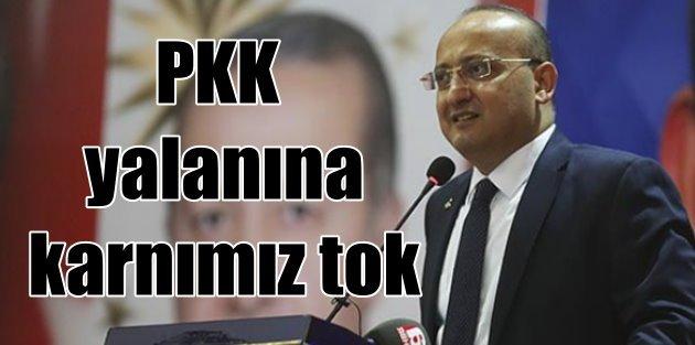 PKK ateşkes ilan edecekmi? Hükümet Buna karnımız tok