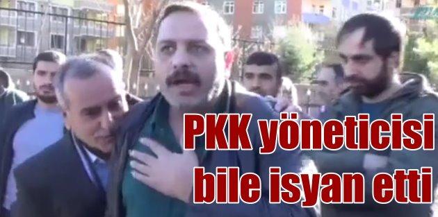 PKK terörü eski PKK yöneticisini bile isyan ettirdi
