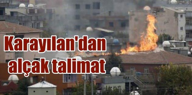PKK'lı katiller halk desteğini kaybedince çılgına döndü